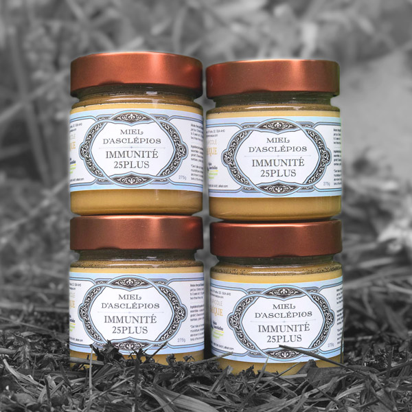 Asclepius's Honey Family Pack | Ferme apicole Mosaïque