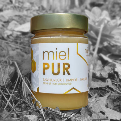 Miel pur - Pure honey