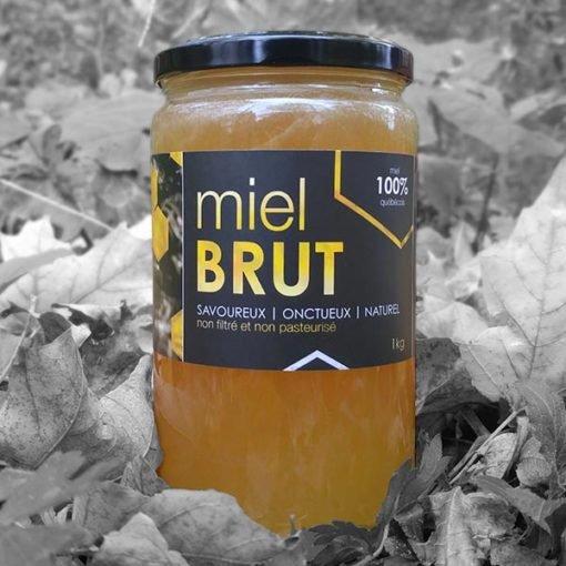 miel brut - raw honey